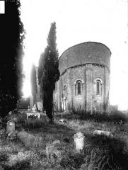 Eglise Saint-Victorin ou Saint-Victorinien - Abside