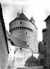 Tour de la Motte-Forte - Tour