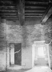 Tour de la Motte-Forte - Salle