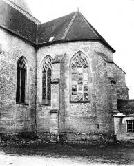 Eglise Saint-Phal d'Avirey - Abside