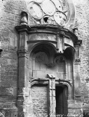 Eglise Saint-Phal d'Avirey - Portail