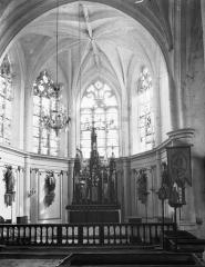 Eglise Saint-Phal d'Avirey - Choeur