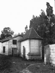 Ancienne abbaye - Ancien jardin de l'abbaye : Reposoir n° 3