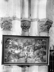Eglise Saint-Martin£ - Chapiteaux de la nef