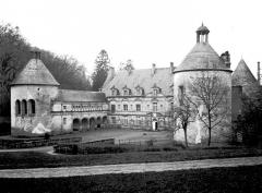 Domaine du château de Bussy-Rabutin - Ensemble