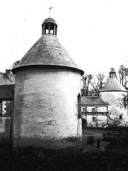 Domaine du château de Bussy-Rabutin - Tour