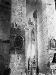 Eglise Saint-Thyrse - Nef, vue diagonale