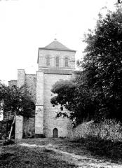 Eglise de l'Assomption de la Très-Sainte-Vierge - Ensemble ouest