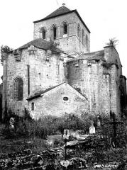 Eglise de l'Assomption de la Très-Sainte-Vierge - Ensemble est