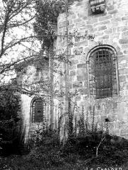 Eglise de l'Assomption de la Très-Sainte-Vierge - Abside, détail