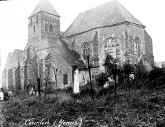Eglise Saint-Loup - Ensemble nord-est