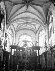 Eglise Saint-Loup - Choeur