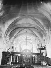 Eglise Saint-Loup - Nef