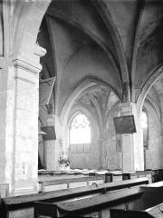 Eglise Saint-Loup - Vue diagonale