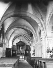Eglise Saint-Loup - Bas-côté