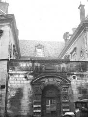 Hôtel de Vogüé - Portail