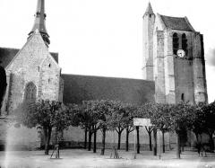Eglise Saint-Martin - Ensemble