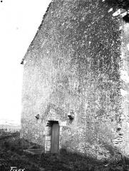 Chapelle de Fixey - Façade