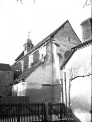 Eglise - Côté sud-est