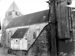 Eglise - Partie sud