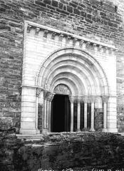 Eglise Saint-Blaise - Portail