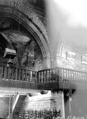 Eglise Saint-Blaise - Intérieur