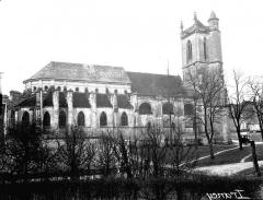 Eglise Saint-Germain - Ensemble sud