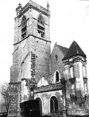 Eglise Saint-Germain - Clocher