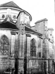 Eglise Saint-Germain - Abside