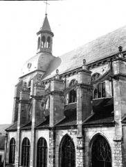 Eglise Saint-Jean - Façade latérale
