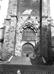 Eglise Saint-Jean - Portail
