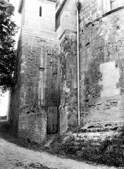 Eglise Sainte-Marie - Partie latérale