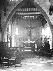 Eglise Sainte-Marie - Choeur