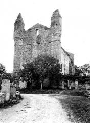 Eglise de Mazères - Ensemble ouest