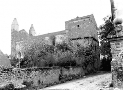 Eglise de Mazères - Ensemble sud