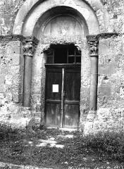 Eglise de Mazères - Portail