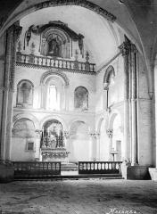 Eglise de Mazères - Choeur