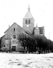 Eglise Saint-Pierre-Saint-Paul - Ensemble sud-ouest
