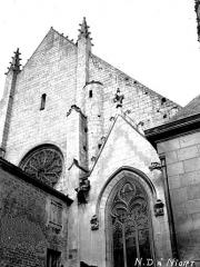 Eglise Notre-Dame - Pignon
