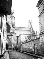Eglise Notre-Dame - Partie latérale