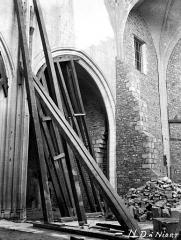 Eglise Notre-Dame - Intérieur, étais