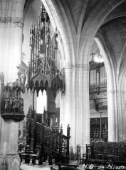 Eglise Notre-Dame - Chaire
