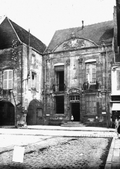 Hôtel de ville - Façade
