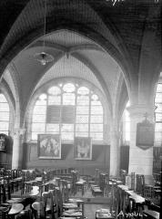 Ancienne abbaye ou prieuré Saint-Ayoul - Eglise, intérieur