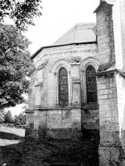 Eglise - Abside au nord