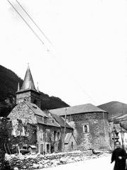 Eglise Saint-Pierre et Saint-Etienne - Ensemble sud
