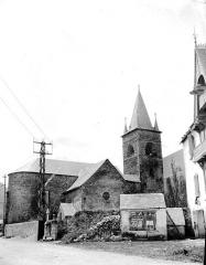 Eglise Saint-Pierre et Saint-Etienne - Ensemble nord