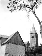 Eglise Saint-Pierre et Saint-Etienne - Clocher