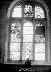 Eglise Sainte-Maure - Vitrail