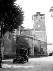 Eglise abbatiale - Clocher